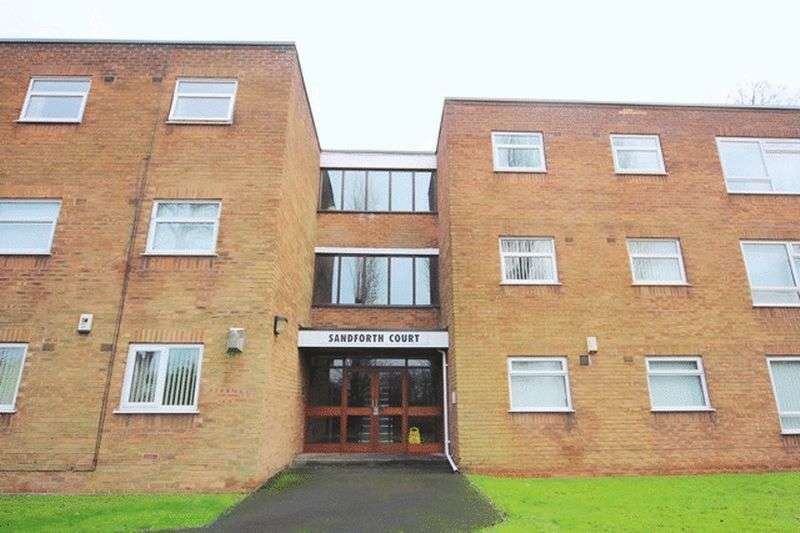 2 Bedrooms Flat for sale in Sandforth Court, Queens Drive, Liverpool, L13