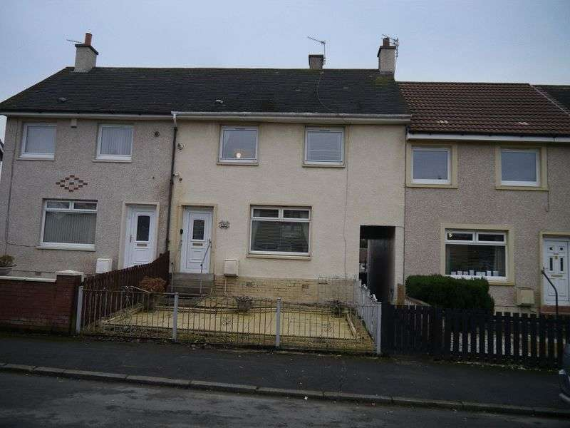 3 Bedrooms Terraced House for sale in Clyde Drive, Bellshill