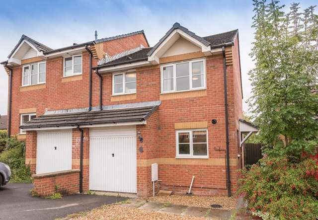 3 Bedrooms Semi Detached House for sale in Old England Way, Peasedown St John