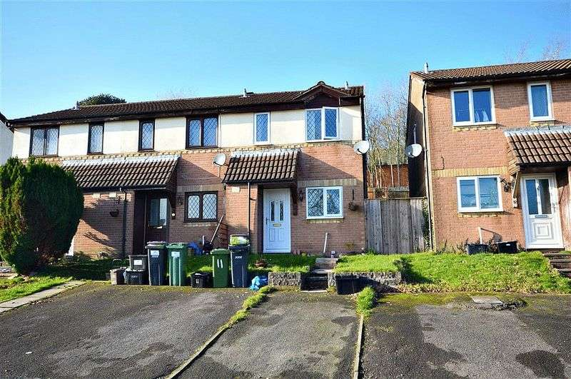 2 Bedrooms Semi Detached House for sale in Oaklands View, Cwmbran