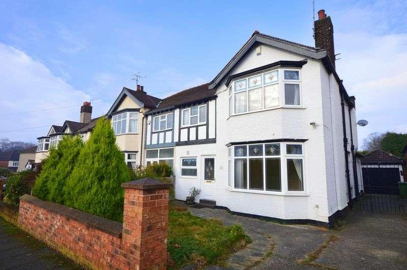 3 Bedrooms Semi Detached House for sale in Druids Cross Gardens, Calderstones