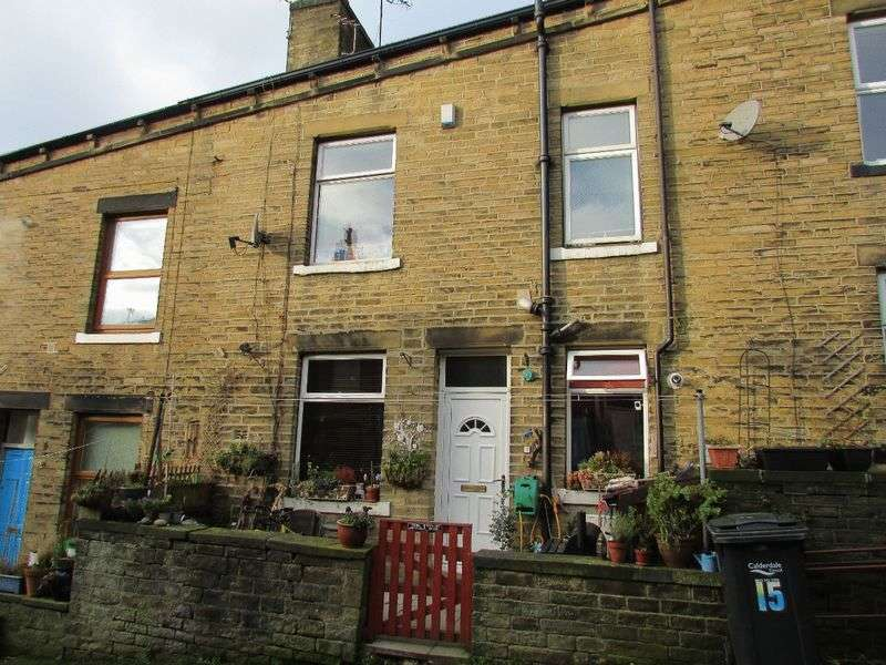 3 Bedrooms Terraced House for sale in Jubilee Street, Mytholmroyd