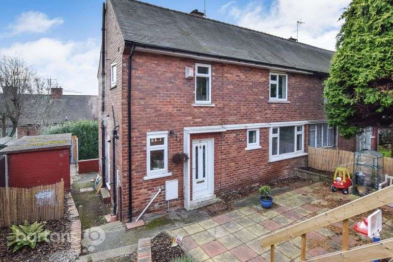 3 Bedrooms Semi Detached House for sale in Barberwood Road, Rotherham