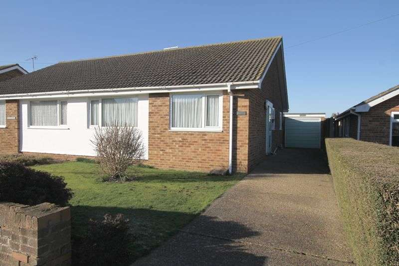 2 Bedrooms Semi Detached Bungalow for sale in St Margaret's-At-Cliffe