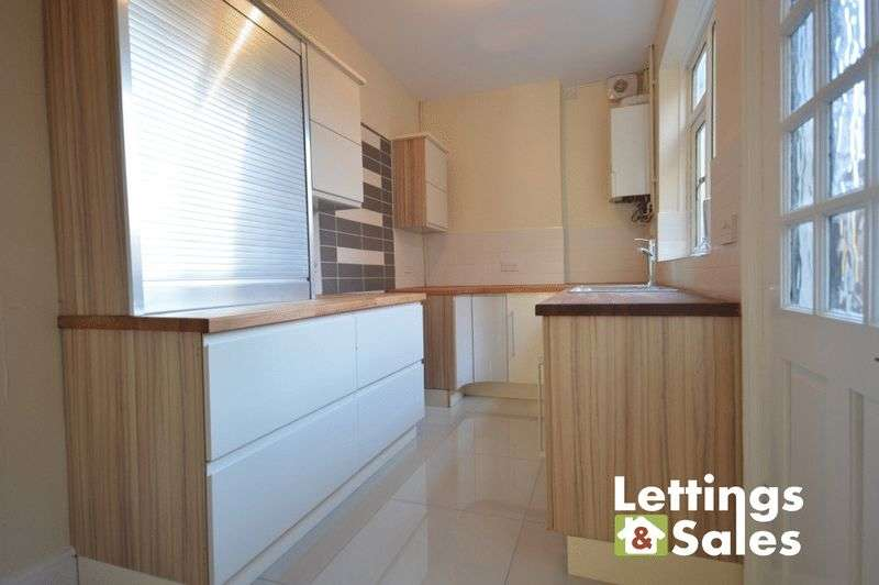 2 Bedrooms Terraced House for sale in Somerset Road, Birmingham