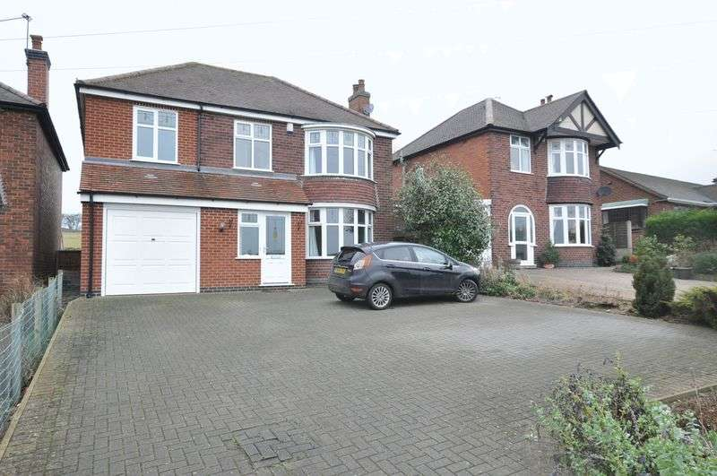4 Bedrooms Detached House for sale in Tutbury Road, Outwoods