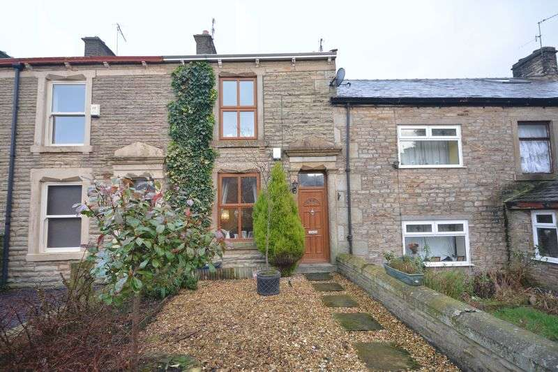 2 Bedrooms Terraced House for sale in White Ash Lane, Oswaldtwistle