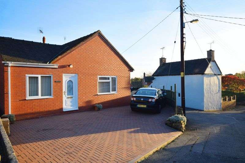 3 Bedrooms Detached Bungalow for sale in Sunnyside, Kingsley