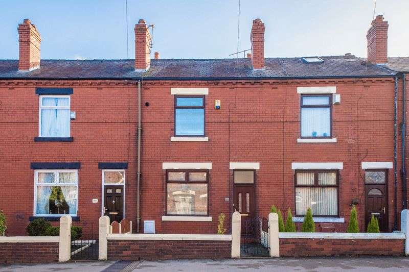 2 Bedrooms Terraced House for sale in Warrington Road, Goose Green