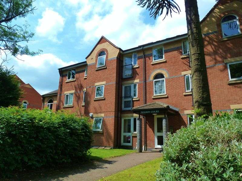 2 Bedrooms Flat for sale in Nelson Court, Trafalgar Road, Moseley - TWO BEDROOM MEZZANINE APARTMENT IN MOSELEY WITH NO CHAIN!!