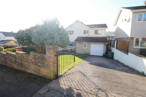 4 Bedrooms Detached House for sale in Celyn Isaf, Porth