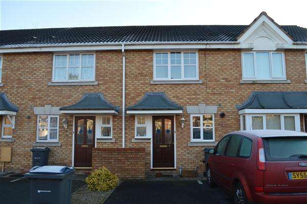 2 Bedrooms Terraced House for sale in Birchtrees Croft, South Yardley, Birmingham