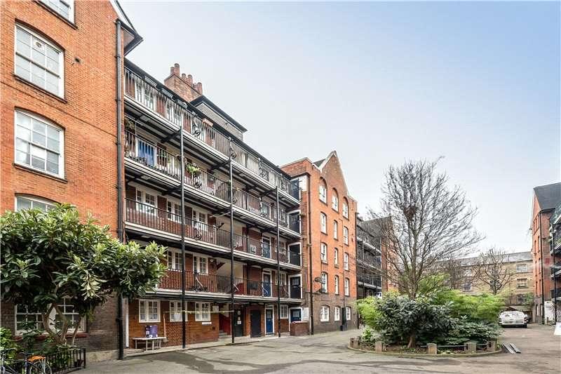 2 Bedrooms Flat for sale in Algar House, Webber Row, Waterloo, London, SE1