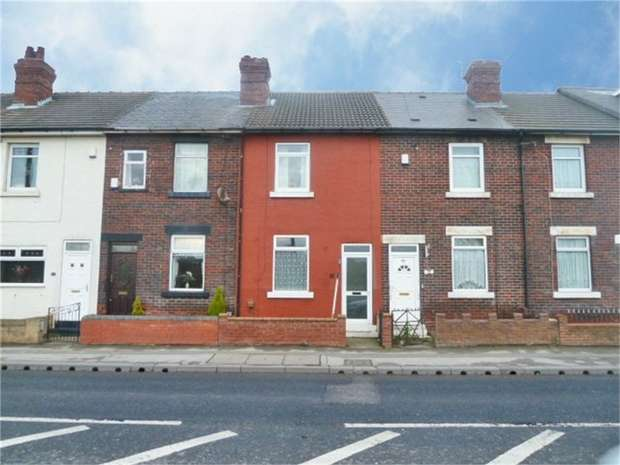 2 Bedrooms Terraced House for sale in Wombwell Lane, Barnsley, South Yorkshire