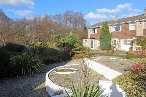 3 Bedrooms End Of Terrace House for sale in Maybrook Drive, Saltash, Cornwall