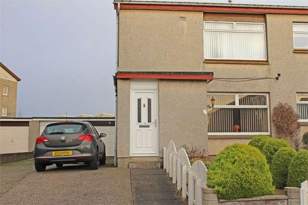 2 Bedrooms Flat for sale in Rowan Place, Fraserburgh, Aberdeenshire