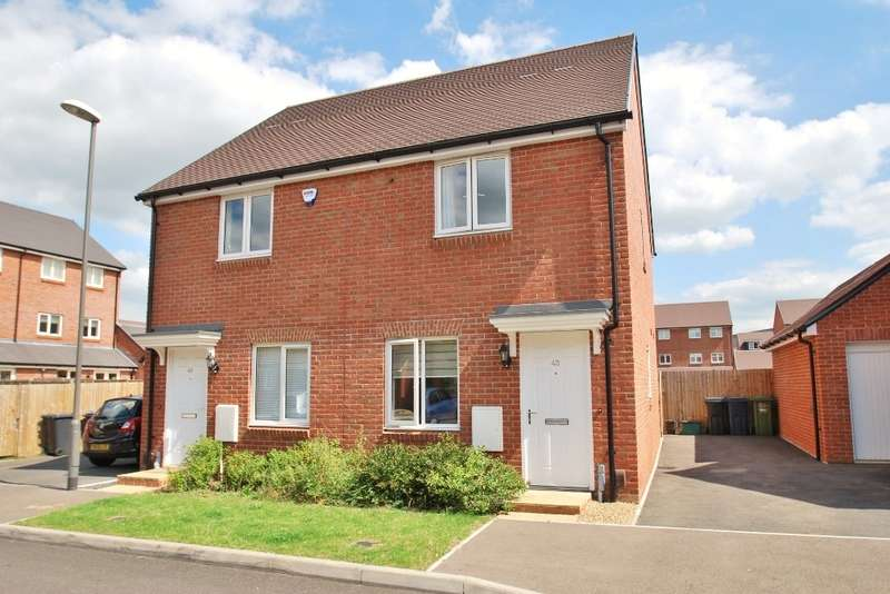 2 Bedrooms Semi Detached House for sale in The Bramblings, Little Chalfont, HP6