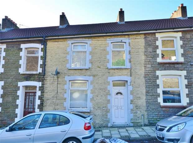 3 Bedrooms Terraced House for sale in Alexandra Road, Elliots Town, NEW TREDEGAR, Caerphilly