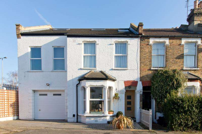 5 Bedrooms House for sale in Goodenough Road, London, SW19