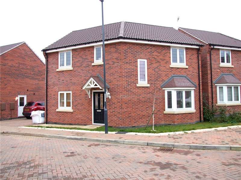 3 Bedrooms Detached House for sale in Dove Meadow, Spondon, Derbyshire, DE21