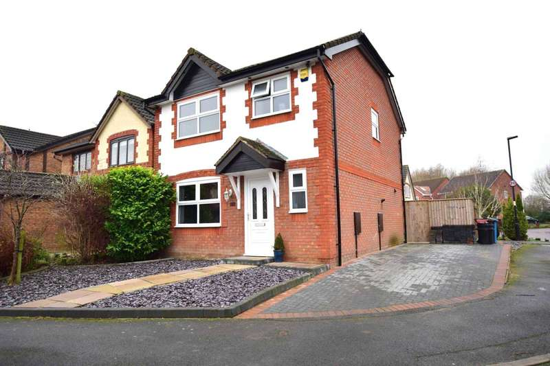 3 Bedrooms Detached House for sale in Hastings Avenue, Warton
