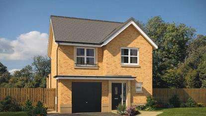 3 Bedrooms Detached House for sale in The Dukes, Castlehill Crescent