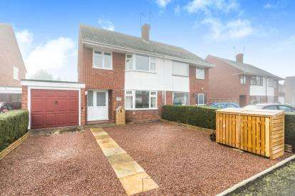 3 Bedrooms Semi Detached House for sale in Greenford Gardens, Worcester, Worcestershire, St Johns