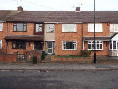 3 Bedrooms Terraced House for sale in Greensleeves Close, Whitmore Park, Coventry