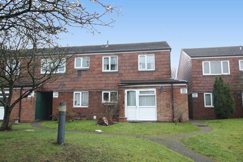 2 Bedrooms Maisonette Flat for sale in Chester Road, Sutton Coldfield, B73 5HL