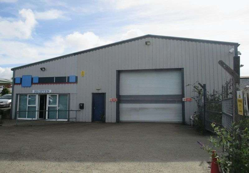 Commercial Property for sale in Miller Business Park, Liskeard