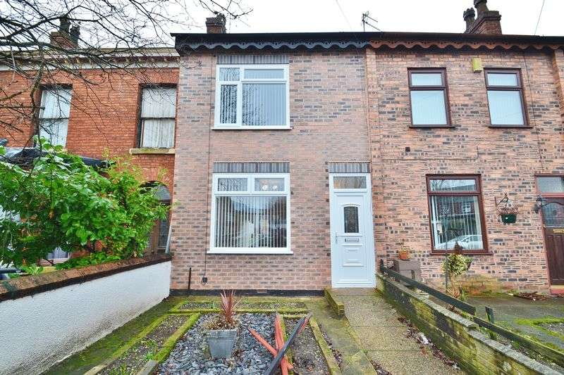 2 Bedrooms Terraced House for sale in Franklin Street, Manchester