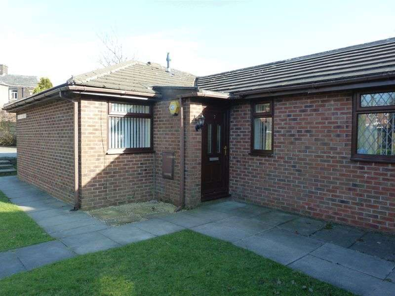 2 Bedrooms Bungalow for sale in Cavannah Court, Moorside