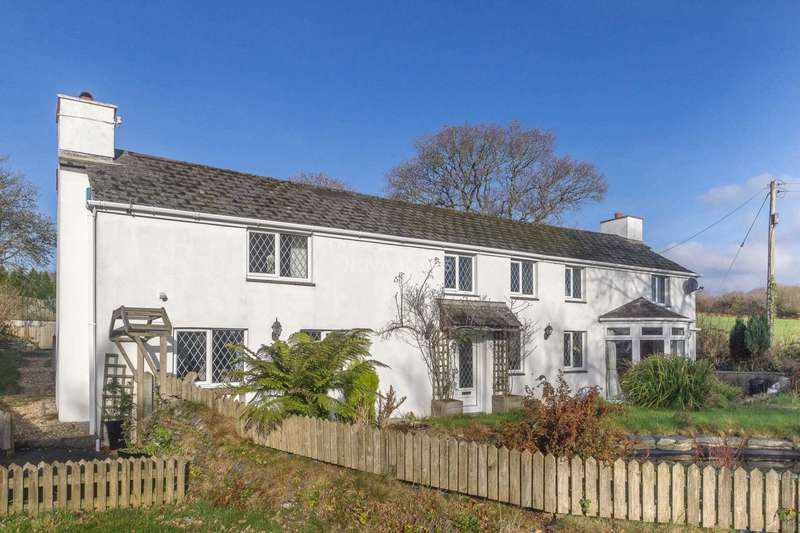 3 Bedrooms Cottage House for sale in St Mellion. PL12 6RN