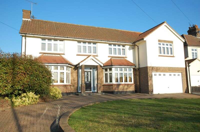 6 Bedrooms Detached House for sale in North Grays