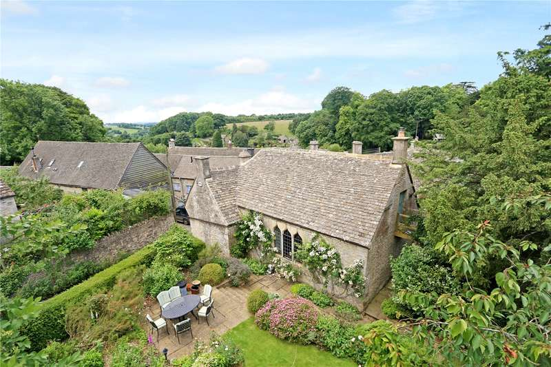 4 Bedrooms Semi Detached House for sale in Holloway Road, Bisley, Stroud, Gloucestershire, GL6