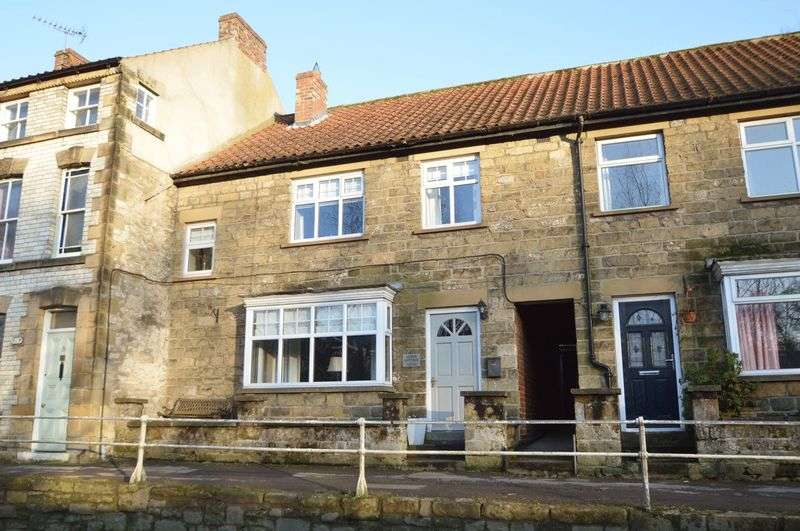 3 Bedrooms Terraced House for sale in Undercliffe, Pickering
