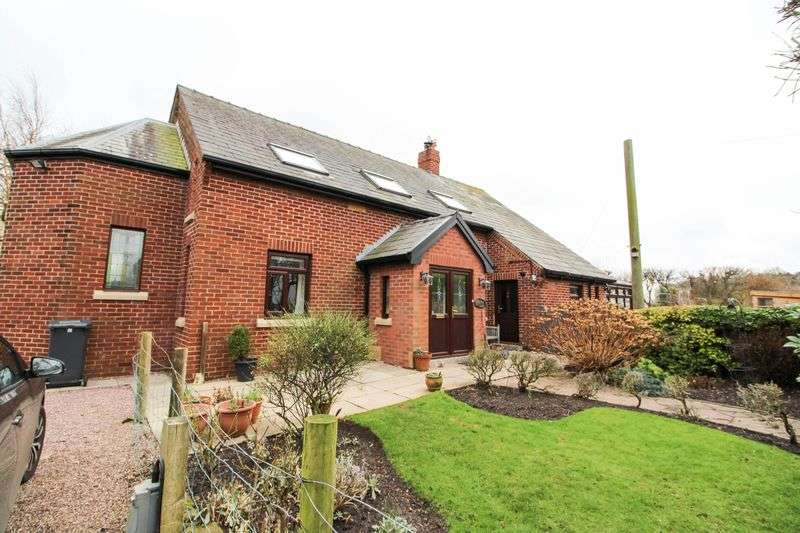 5 Bedrooms Detached House for sale in North Moor Lane, Halsall, Ormskirk