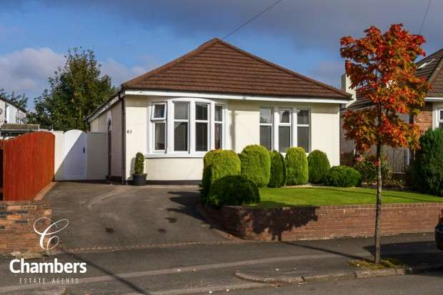 2 Bedrooms Bungalow for sale in Tyn-y-Parc Road, Rhiwbina, Cardiff, CF14