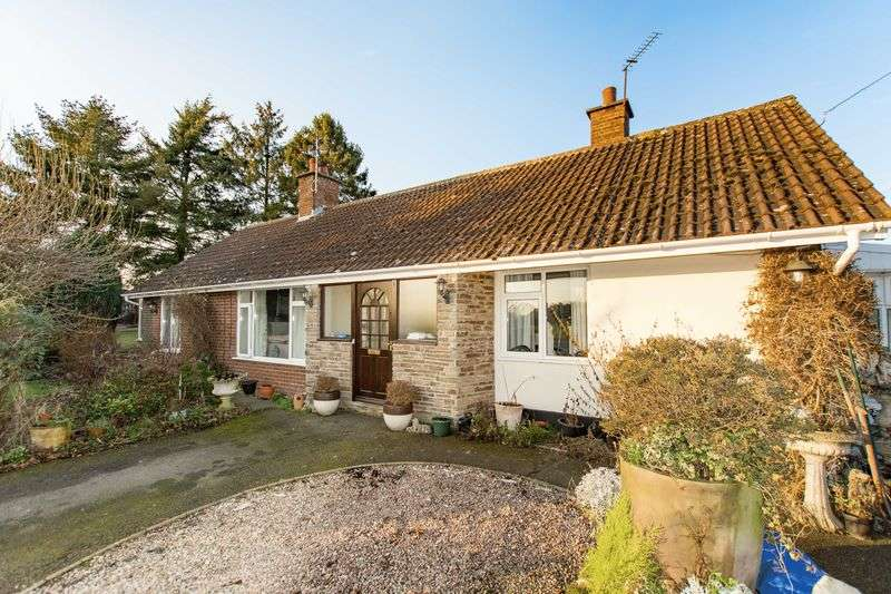 3 Bedrooms Detached Bungalow for sale in Lyonshall, Kington, Herefordshire HR5 3LZ