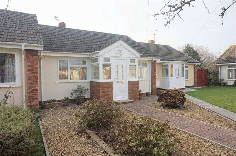 2 Bedrooms Bungalow for sale in West View, Taunton
