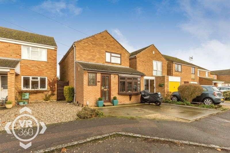 3 Bedrooms Detached House for sale in Spareacre Lane, Eynsham