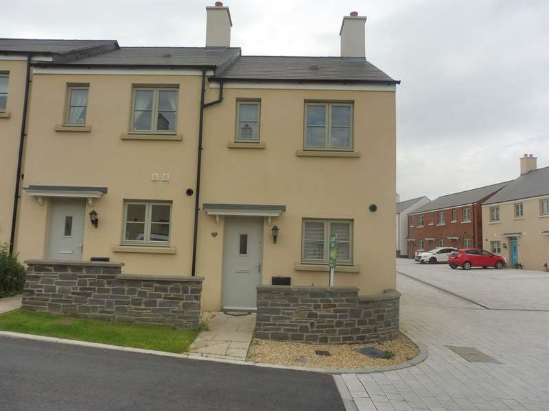 2 Bedrooms End Of Terrace House for sale in Lon Y Grug, Llandarcy, Neath