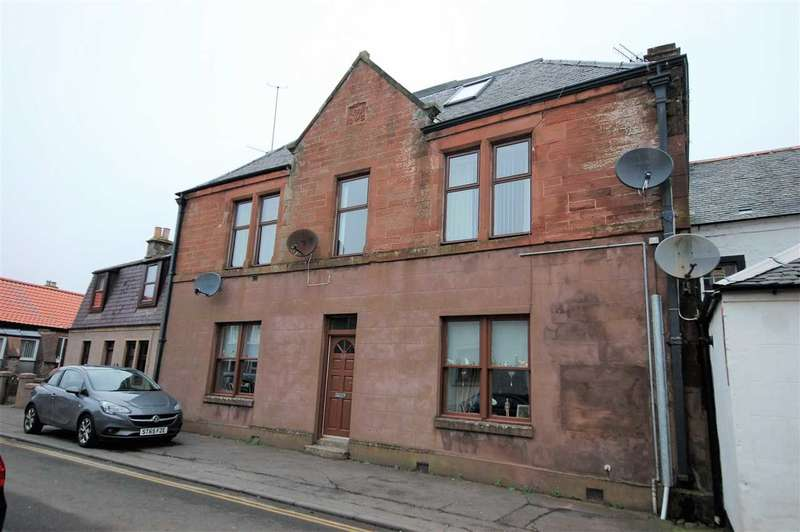 2 Bedrooms Maisonette Flat for sale in High Street, Strathmiglo