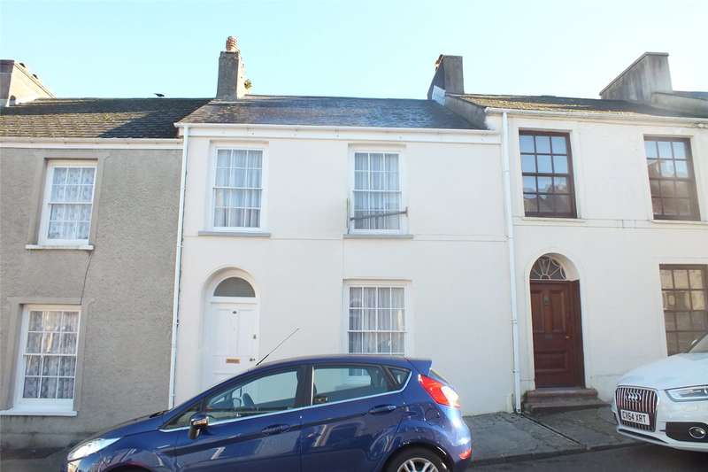 3 Bedrooms Terraced House for sale in Church Street, Pembroke Dock, Pembrokeshire
