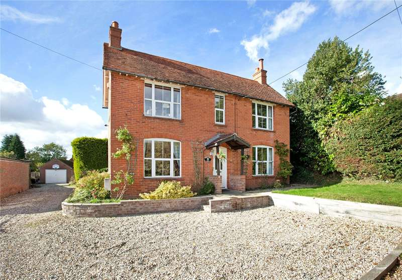 4 Bedrooms Detached House for sale in Cold Ash Hill, Cold Ash, Thatcham, Berkshire, RG18