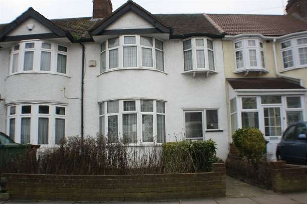 3 Bedrooms Terraced House for sale in Tonbridge Crescent, Harrow, Greater London