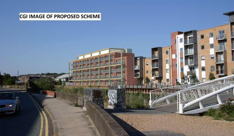 Residential Development Commercial for sale in Hawkins Road, Colchester, Essex, CO2 8LH