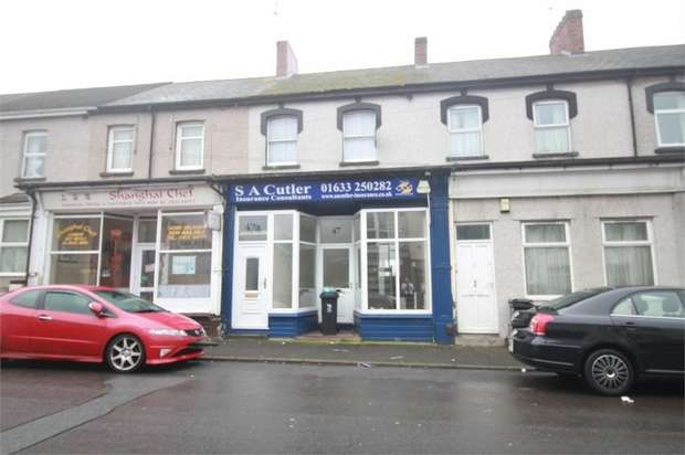 2 Bedrooms Commercial Property for sale in Church Road, NEWPORT
