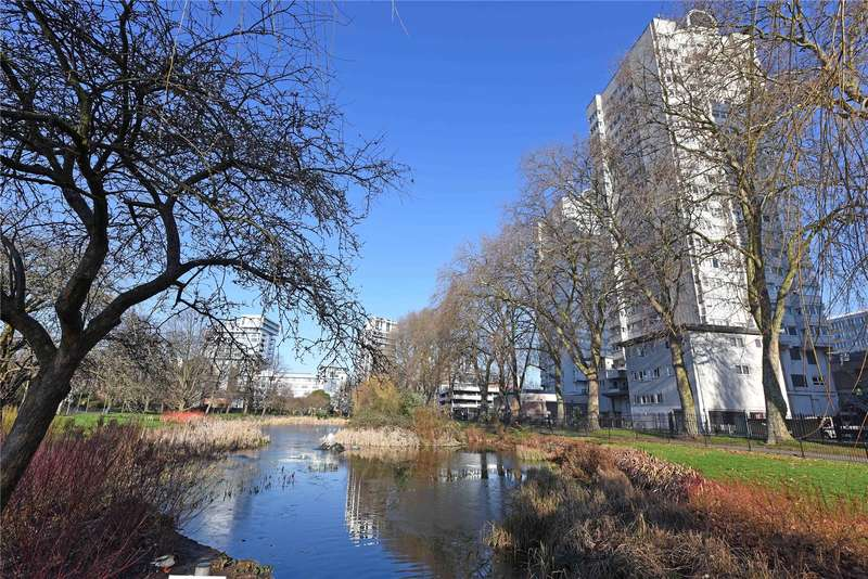1 Bedroom Flat for sale in Albon House, 3 Neville Gill Close, London, SW18