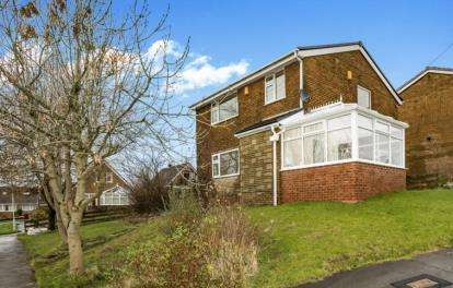 3 Bedrooms Detached House for sale in Richmond Avenue, Burnley, Lancashire, BB10